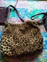 Vendo bolsa estilo onça