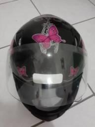 Lindo capacete 56