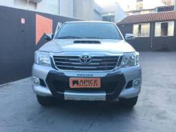 HILUX 2013/2013 3.0 SRV 4X4 CD 16V TURBO INTERCOOLER DIESEL 4P AUTOMÁTICO - 2013