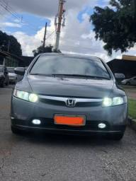 Honda new Civic lxs 1.8 flex - 2007