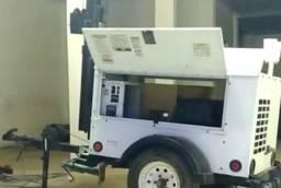 Gerador diesel 20 KVA semi novo