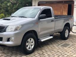 Toyota hilux cs
