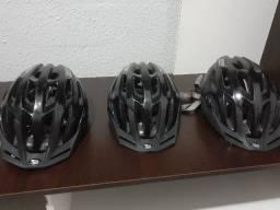 2 capacetes de bicicleta (bike)