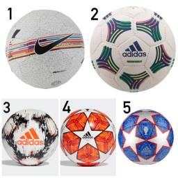 Combo de 7 bolas Adidas- Nike NOVAS
