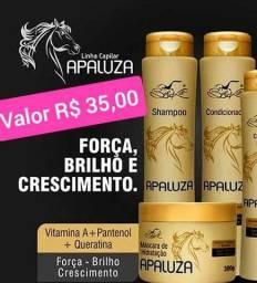 Kits profissional shampoo condicionador e Máscara