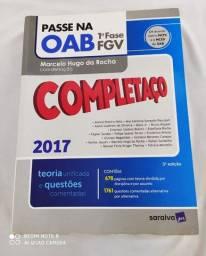 OAB completaço, 1ª Fase FVG - teoria unificada e questões comentadas