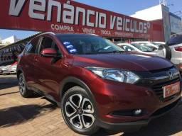 HR-V ex 2016 automatica top de linha aceito troca/financio carro impecavel