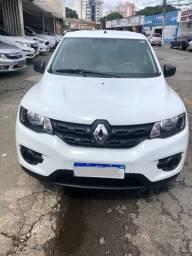 Renault Kwid zen 2018 novíssimo apenas 58mil km rodados completo