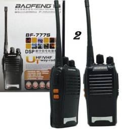 Kit 2 Rádios Comunicadores