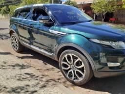 Range Rover Evoque prestige 2013