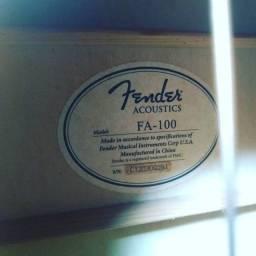 Violão Acústico Fender