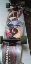 Skate long perfeito