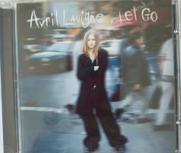 Cd's Avril Lavigne Originais
