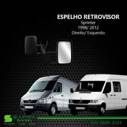 Retrovisor da Sprinter 310/ 311/ 413 98/12