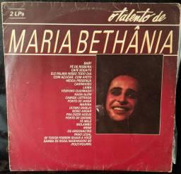 LPs raros de Maria Bethânia (15 uni.)