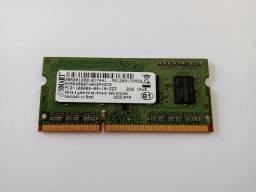 Memória RAM para notebook