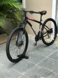 Bicicleta Houston discovery aro 29 , freios a disco ACEITO CARTÃO