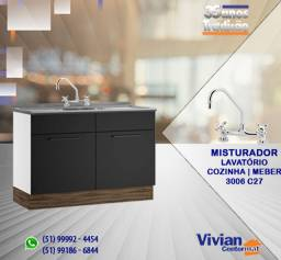 Título do anúncio: Misturador Cozinha Meber | 3006 C27