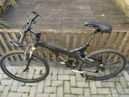 Bicicleta Caloi modelo T type (serie especial high performance)