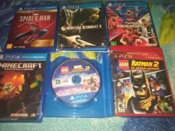 Jogos de PS4/PS3