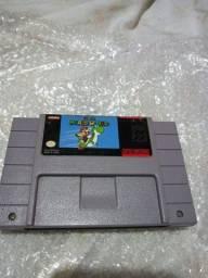 Cartucho super Mario world original