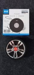 Caixa Bluetooth Roda Cromada Promoção