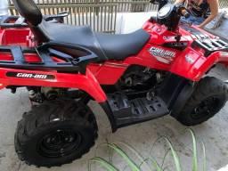 Quadriciclo Can Am 400 cc