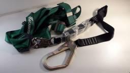 3 Cintos de Segurança Paraquedista - EPI - Conjunto
