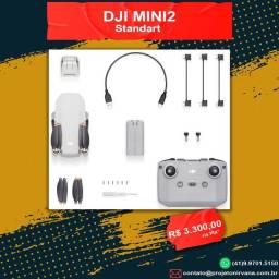 Título do anúncio: Drone DJI Mini 2 Lacrado
