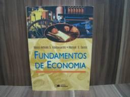 Livro: Fundamentos de Economia - Autor: Marco Antônio S. Vasconcelos / Ano: 1999