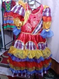 Aluguel de vestidos juninos