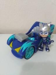 Título do anúncio: PJ Masks - Boneco e carro