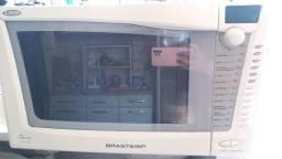 Título do anúncio: MICROONDAS BRASTEMP