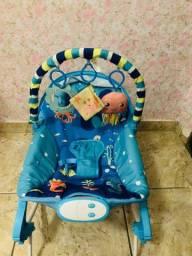 Cadeira De balanço mais centro de atividades