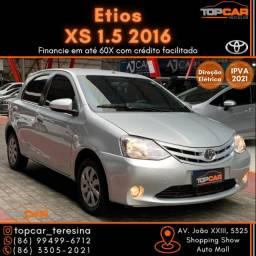 Toyota Etios XS 1.5 2016