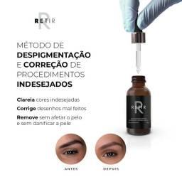 Título do anúncio: Despigmentação / Remoção de Micropigmentação com Método RETIR by Alan Spadone