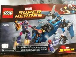 Lego Super heróis X-Men