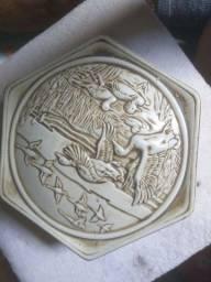 Cerâmica especial 1981 atiga e rara porta  joia ou treco