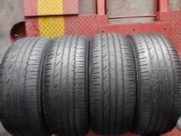 4 pneus 205/55 R16 Bridgestone!(550$ até 6x sem juros no cartão)