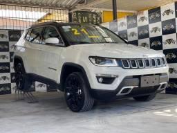 Jeep compass 2021 2.0 16v diesel limited 4x4 automÁtico