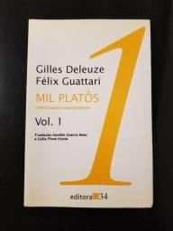 Coleção Mil Platôs de Gilles Deleuze e Félix Guatarri