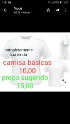 Camisa básica 9,99