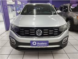 Título do anúncio: Volkswagen T-cross 2020 1.4 250 tsi total flex highline automático