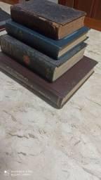 Bíblia Almeida 1951 e outros livros raros inglês