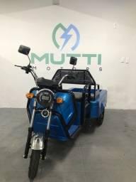 Título do anúncio: Triciclo moto cargo elétrica 650W
