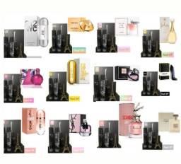 3 Perfumes fragrâncias importadas 119,90