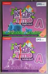 Apostila PES Positivo - Book Kids Time A