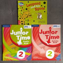 Apostila PES Positivo - Book Junior Time 2