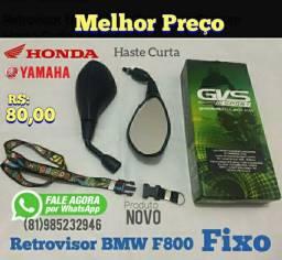 Retrovisor bmw f800 fixo chaveiro Grátis cod0019
