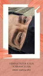 Título do anúncio: Designer de sobrancelhas